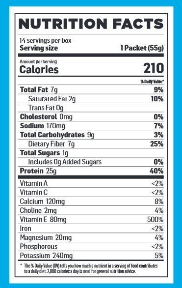 vshake-nutrition-facts